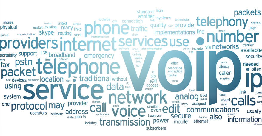 Hosted IP Telephony
